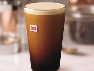 What is Dunkin' Nitro Coffee