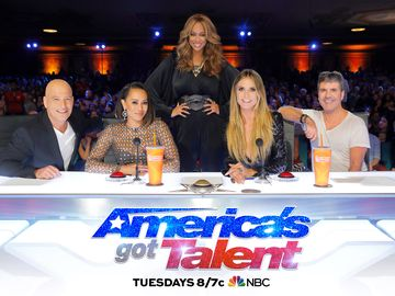 Get an Inside Look at America's Got Talent