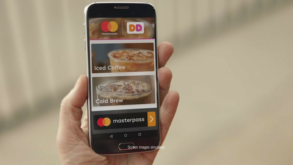 Win the Morning with Masterpass and Dunkin' Donuts