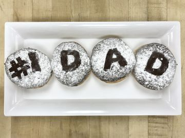 The Perfect Father's Day DIY for Donut Lovers