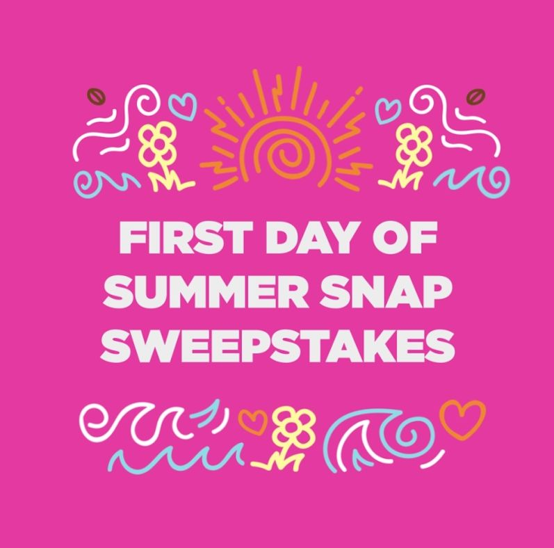 Snap Us Your First Day of Summer Selfies for the Chance to Win $10,000