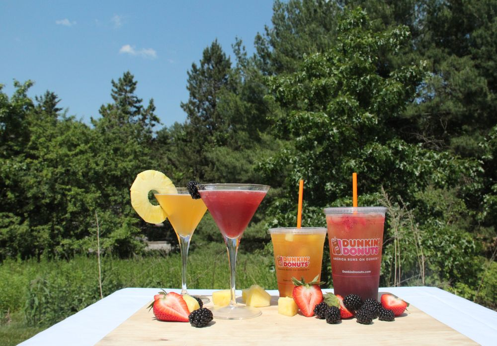 These Two Fruity Mar-TEA-nis Are Just What You Need This Summer