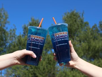 Dunkin' Energy Punch Now Available at Dunkin' Donuts Restaurants Nationwide