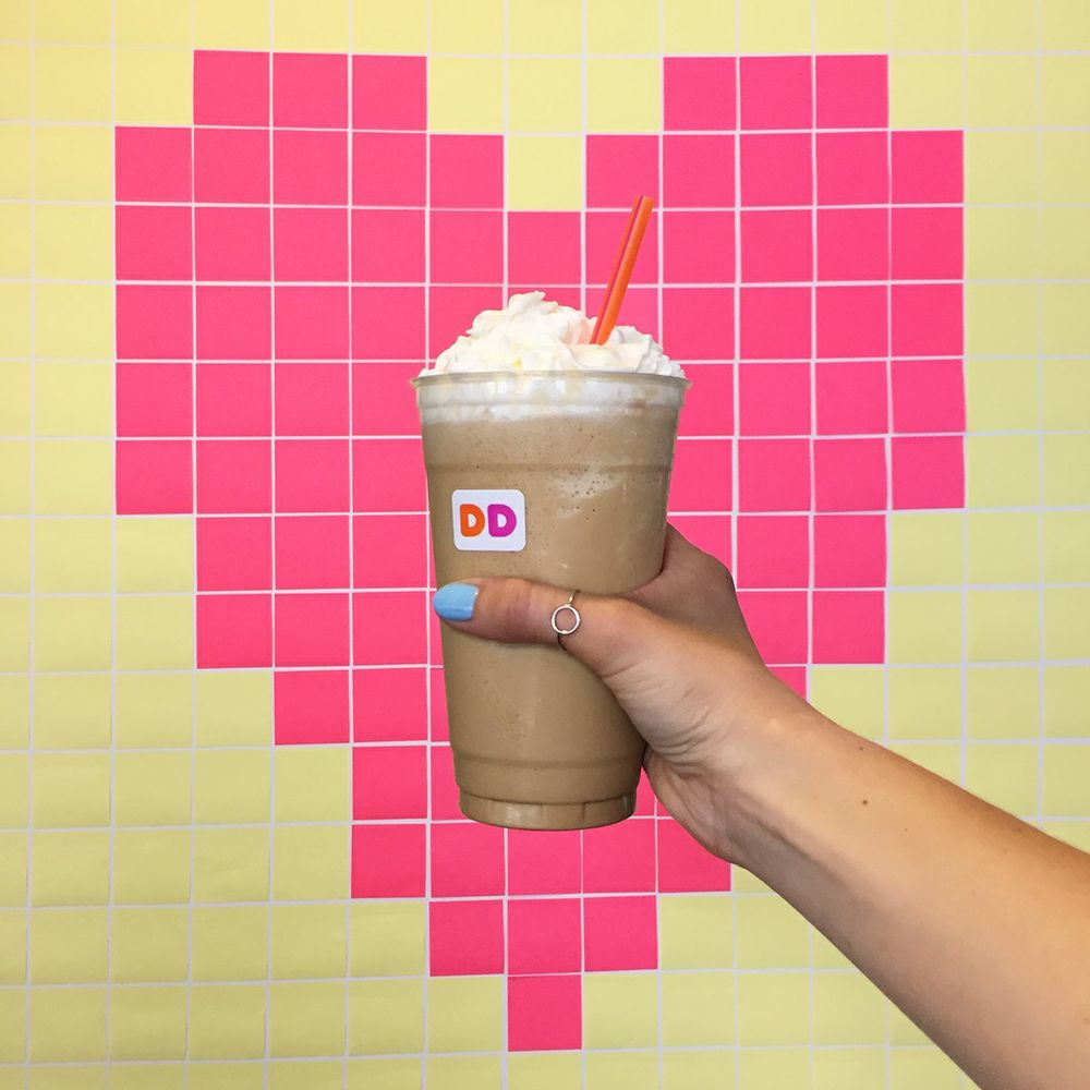 How to Beat The Afternoon Blues, Dunkin' Style