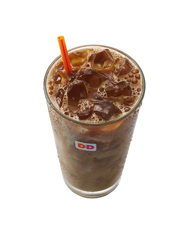 America Votes for Favorite Dunkin' Donuts Iced Coffee Flavors Inspired By Baskin-Robbins Ice Cream