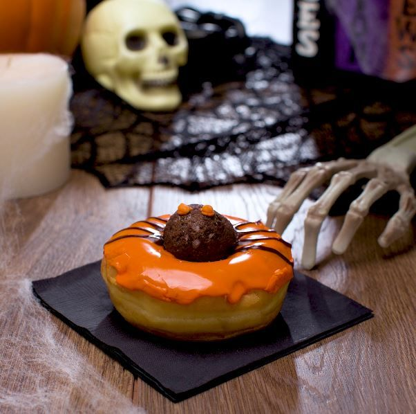 The Story Behind Our Halloween-Inspired Donuts