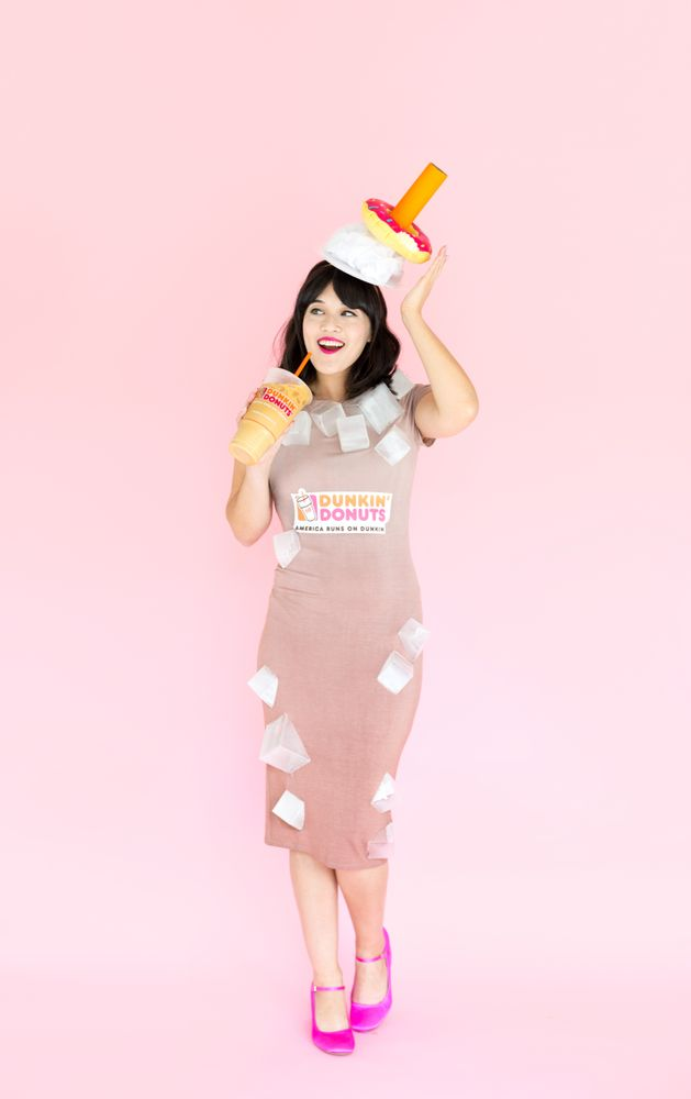 Share Your Dunkin'-Inspired Halloween Costume For A Chance To Be Featured In Times Square