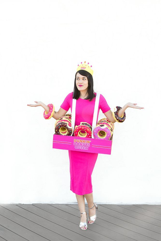 Share Your Dunkin'-Inspired Halloween Costume For A Chance To Be Featured In Times Square!