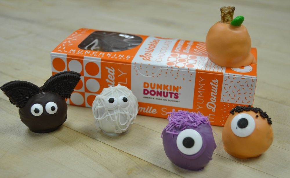 These Monster MUNCHKINS® Are The Ultimate DIY Halloween Treat