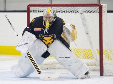 Brittany Ott, Goaltender, Boston Pride
