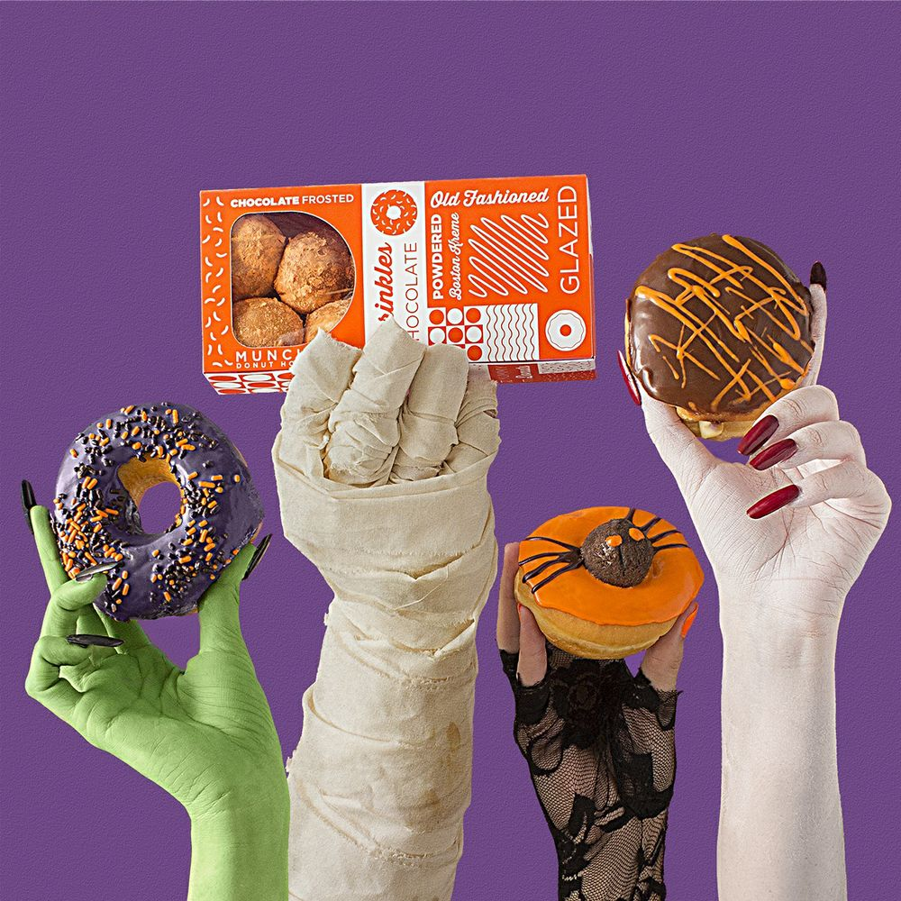 Seven Spooky Ways to Celebrate Halloween with Dunkin'