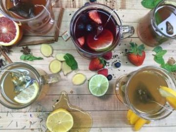Five Hot Tea Toddy Cocktail Recipes Perfect For National Hot Toddy Day