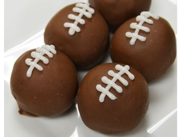 These DIY Mini MUNCHKINS® Footballs Are Perfect for the Big Game