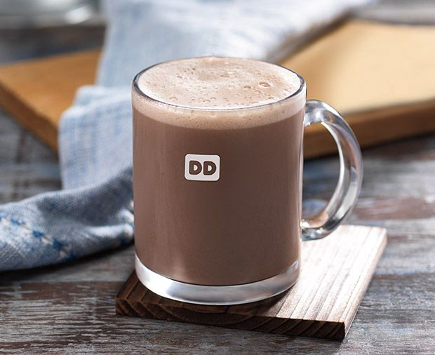 Dunkin' Reveals Hot Chocolate Menu Hacks Just In Time for National Hot Chocolate Day