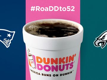 Enter Our #RoaDDto52 Sweepstakes for the Chance to Win Free Dunkin' Coffee for a Year