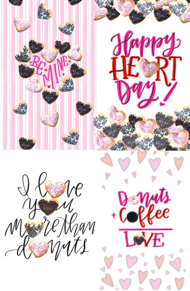 Share Your Dunkin' Love This Valentine's Day with Mobile Wallpapers and Emojis
