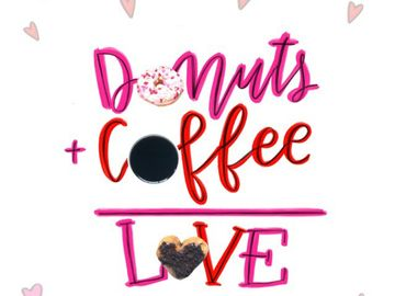 Donuts  Coffee for iPhone 5