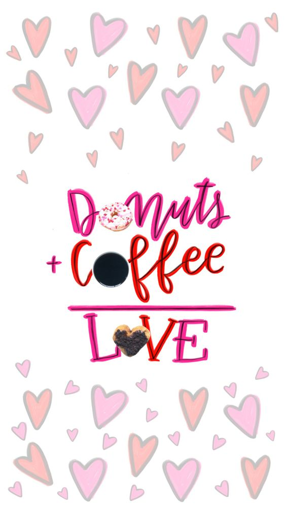 Donuts  Coffee for iPhone 6plus