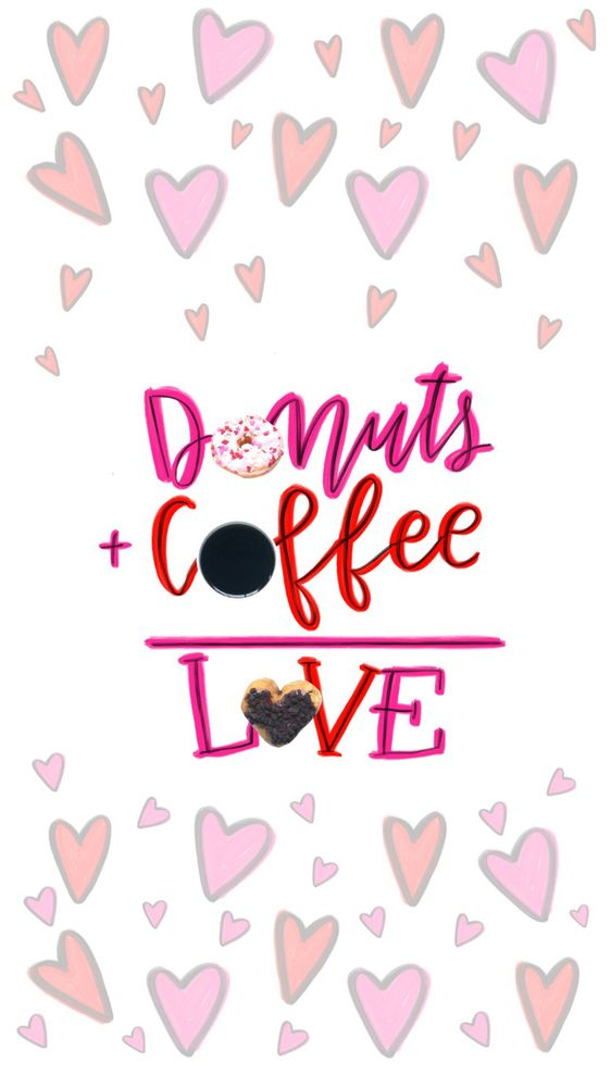 Donuts  Coffee for iPhone 7plus