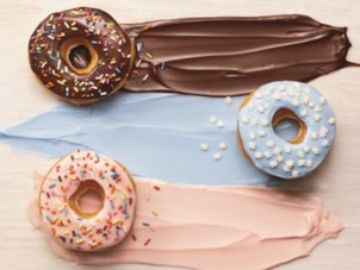 Dunkin' Donuts Menu Journey
