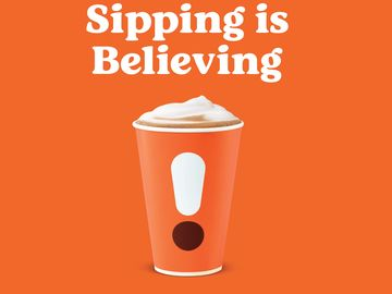 New Espresso Experience Arrives at Dunkin', Giving America a New Choice for Authentic, Handcrafted Espresso Drinks