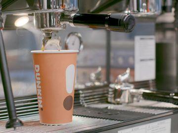 Dunkin' Espresso B-Roll