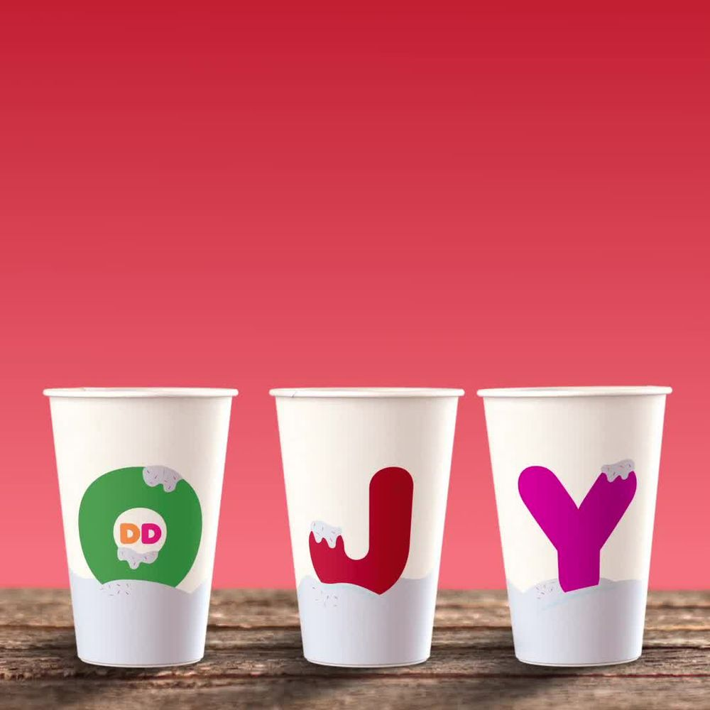Holiday Joy Cup Video 1