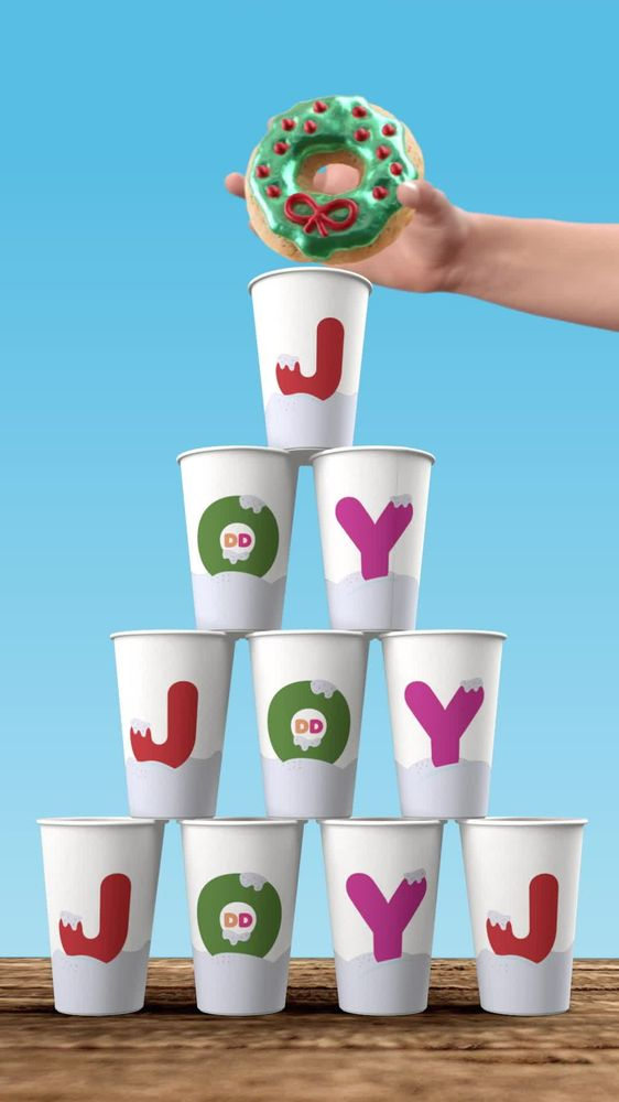 Holiday Joy Cup Video 2