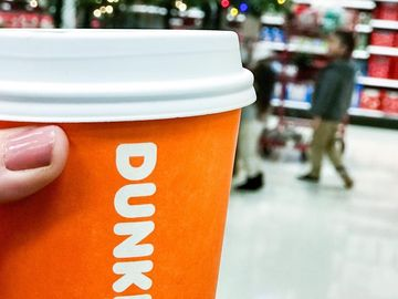 Get a Free Lyft Ride to Dunkin' for Your Espresso Fix This Black Friday