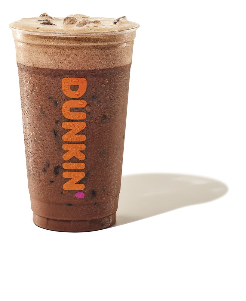Thin Mints Iced Cappuccino