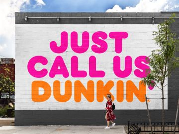 A Look Back at a Transformative Year for Dunkin'