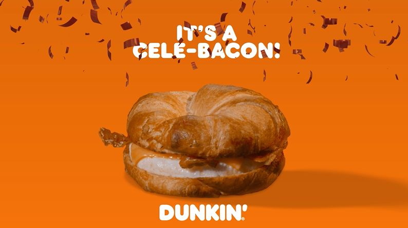 Happy National Bacon Day! Dunkin' is Bringing Back the Brown Sugar Chipotle Bacon Breakfast Sandwich