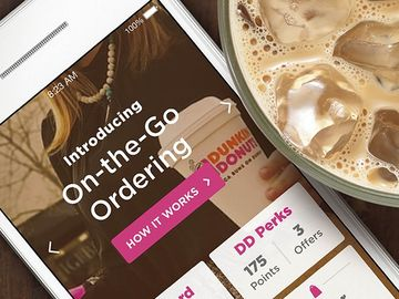 Five Easy Ways to Place a Mobile Order at Dunkin'