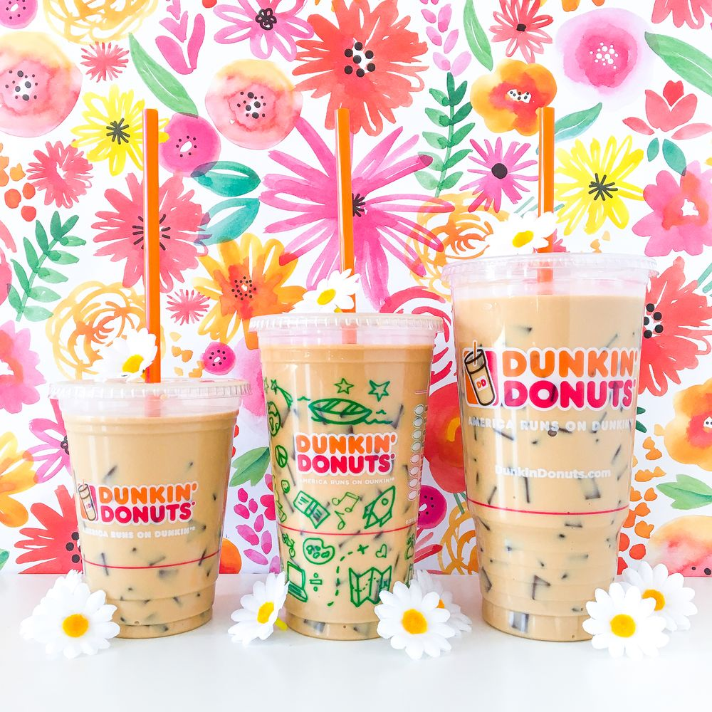 Celebrate the First Day of Spring with these Iced Coffee Menu Hacks