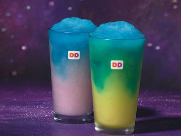 The Story Behind Our Cosmic COOLATTA® Flavors