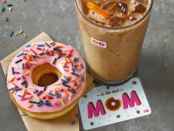 Mother's Day Gift Ideas for Moms Who Run on Dunkin'