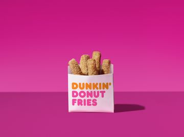 The Story Behind Our New Donut Fries