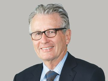 Nigel Travis, Chairman of the Board, Dunkin' Brands