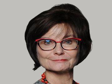 Karen Raskopf, Chief Communications and Sustainability Officer