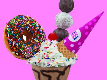 These Donut Shop Freak Shakes Are Everything You Need To Celebrate National Ice Cream Month