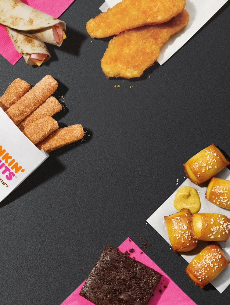 The Story Behind Our New Dunkin' Run Menu