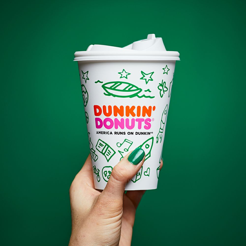 Get Ready! Girl Scout Cookie Inspired Coffee Flavors Are Coming Back to Dunkin' in 2019