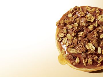 Apple Crisp Donut