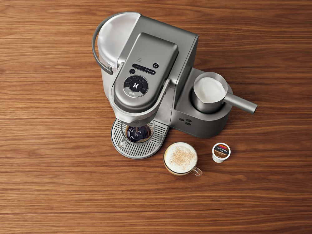 How to Brew Espresso Style Beverages at Home Using Dunkin' K-Cup® Pods