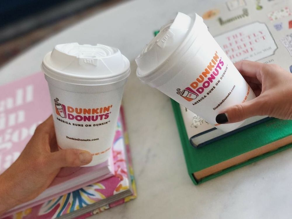 How to Get Free Coffee at Dunkin' This National Coffee Day