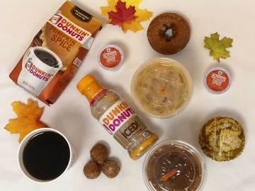 It's The First Day of Fall and That Means All Things Pumpkin!