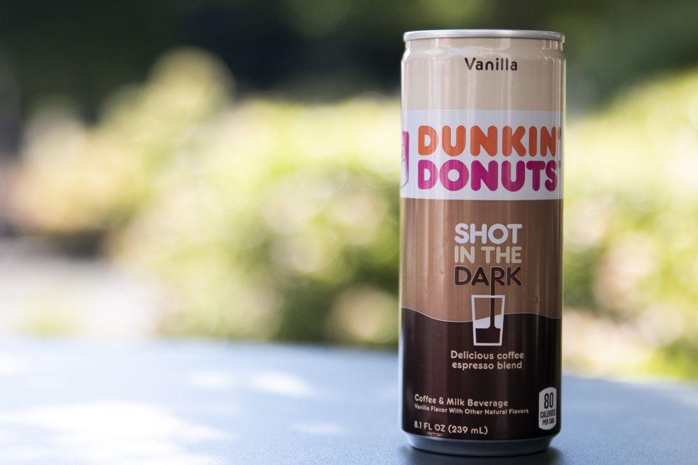 Vanilla Flavored Shot in the Dark