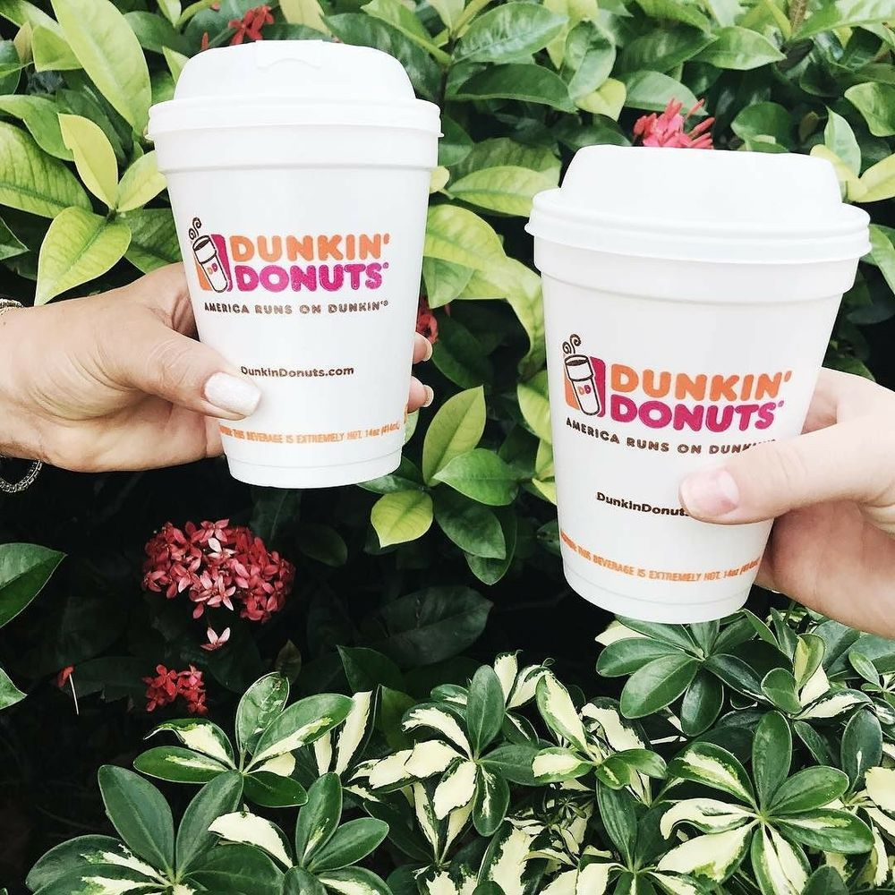 How to Celebrate National Coffee Day with Dunkin'