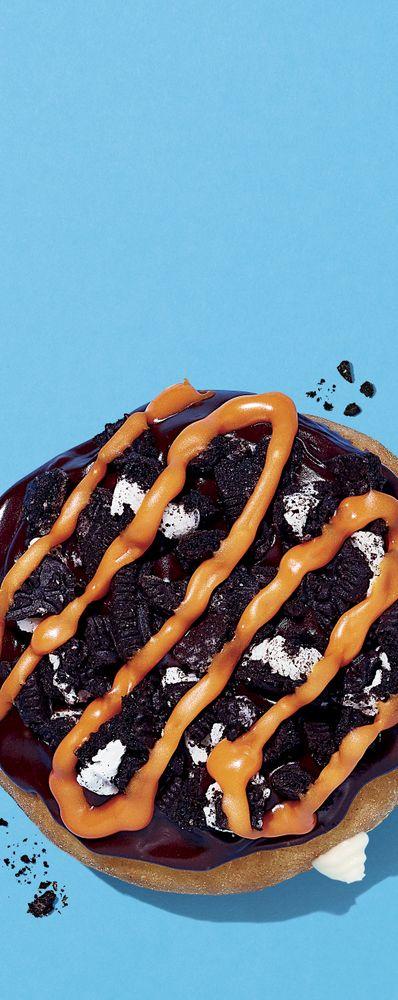 Oreo Donut_Overhead