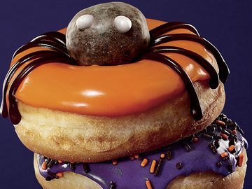 Halloween Donuts Lifestyle